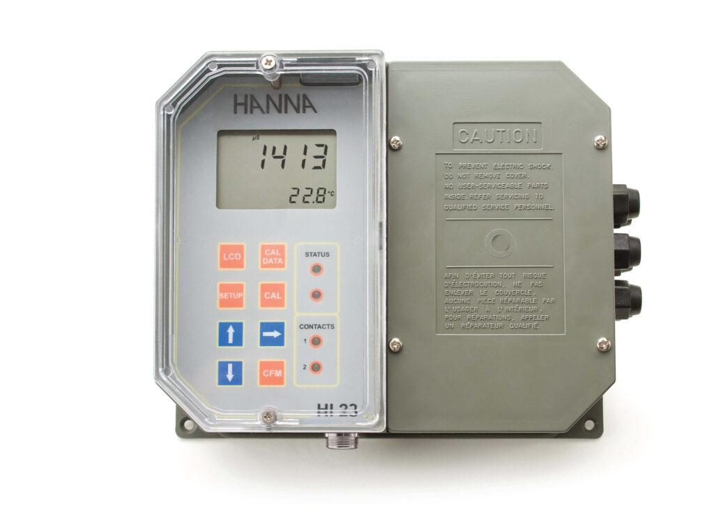 Controlador Digital de EC fixado na parede - 230V