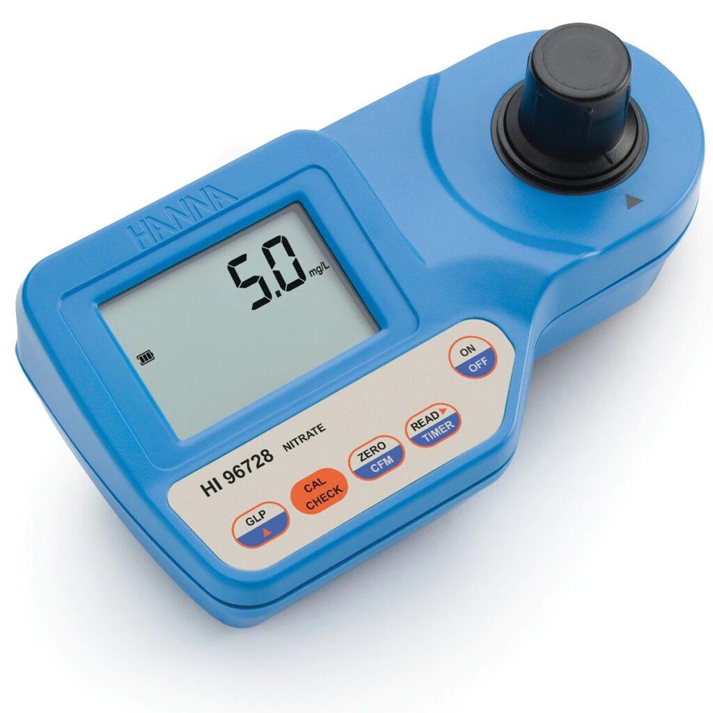 Fotômetro Portátil de Nitrato-Nitrogênio